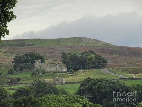 The dales and the hidden place by Sylvia Howarth