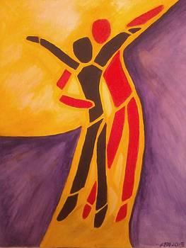 The Dance by Feyi K Okwudibonye