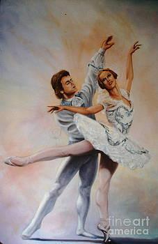 The Dance by Michael John Cavanagh