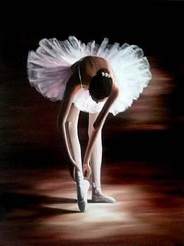 The dancer by Steven Beattie