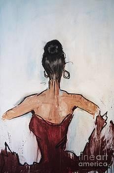 The Dancer by Vincent Avila