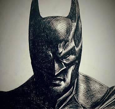 The Dark Knight by Adrian Villegas