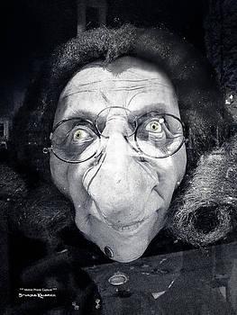 The dark ugly witch by Stwayne Keubrick