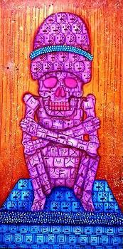 The Death Dealer  by Heriberto  Luna