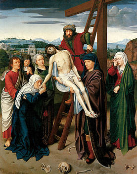 Gerard David - The Deposition