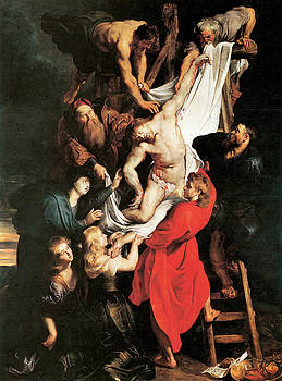 Peter Paul Rubens - The Descent from the Cros