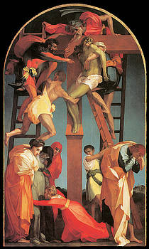 Rosso Fiorentino - The Descent from the Cross
