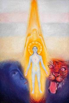 The Descent of the Truth-Consviousness by Shiva  Vangara