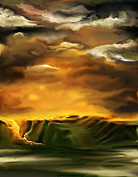 The Desertland by Persephone Artworks
