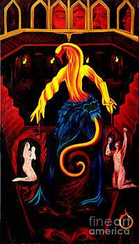 The Devil  by An-Magrith Erlandsen