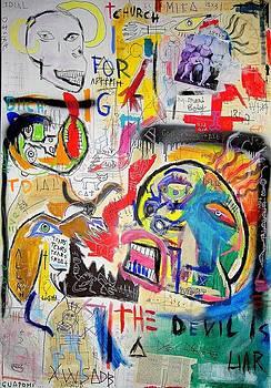 The Devil Is a Liar by Matthieu Ruffet
