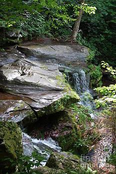 The Devil's Waterfall by Ara Wilnas