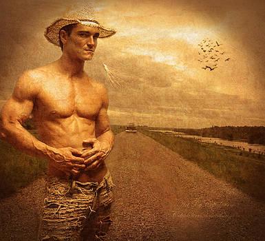 The Dirt Road by Cheryl Heffner