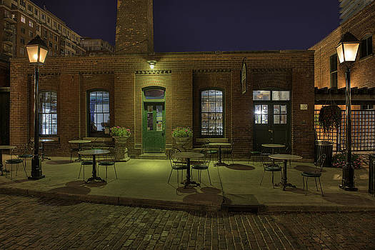 The Distillery Historic District by Paul Pascal