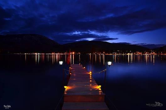 Guy Hoffman - The Dock  - Skaha Lake 02-21-2014