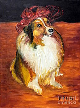 The Dog in the Hat by Madeleine Prochazka