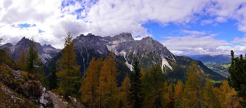 Matt Swinden - The Dolomites in Fall 2