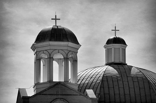 The Domes of St. George's by Thomas Taylor
