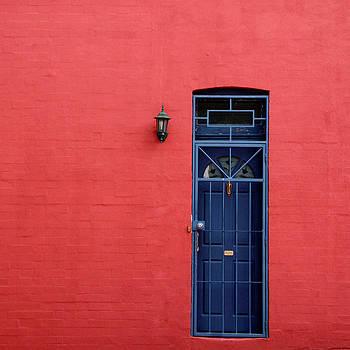 The door by Beata  Czyzowska Young