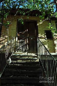 The Door by Bener Kavukcuoglu
