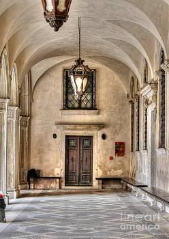 The door by Ines Bolasini
