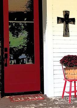 The Door is always Open by Marsha Young