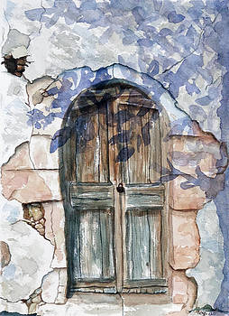 The door of hidden secrets by Marisa Gabetta