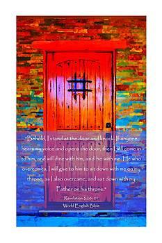 The Door by Sharon  Lavoie