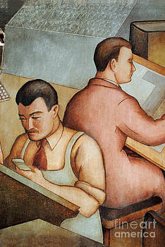 Jost Houk - The Draftmen