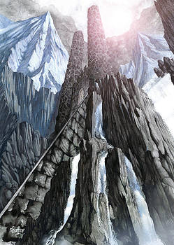 The Dragon Gate by Curtiss Shaffer