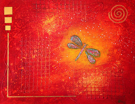 The Dragonfly by Pat Stacy