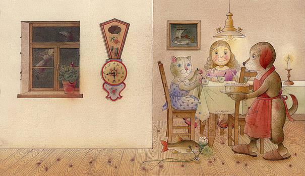 Kestutis Kasparavicius - The Dream Cat 20