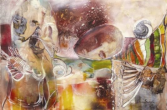 The Dream by Otilia Gruneantu Scriuba
