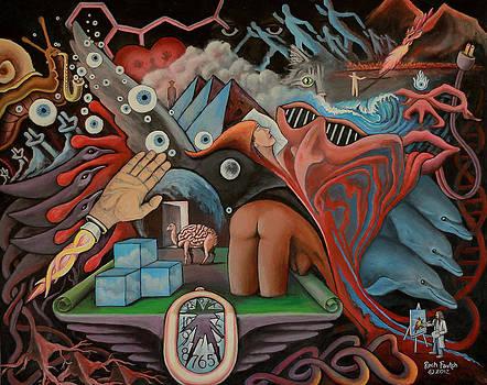 The Dream by Roch  Fautch