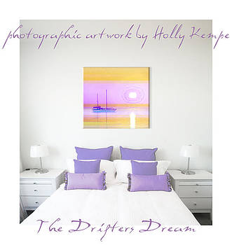 Holly Kempe - The Drifters Dream Wall Art