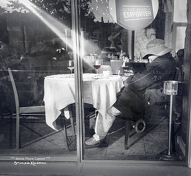 The drunk homeless  by Stwayne Keubrick
