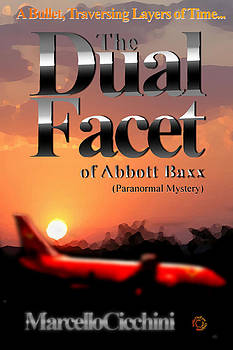 Marcello Cicchini - The Dual Facet of Abbott Baxx - Cover