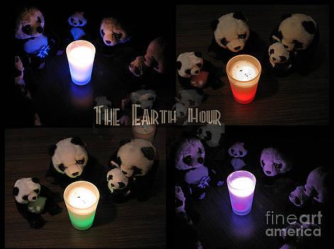 The Earth Hour In The Pandaland by Ausra Huntington nee Paulauskaite