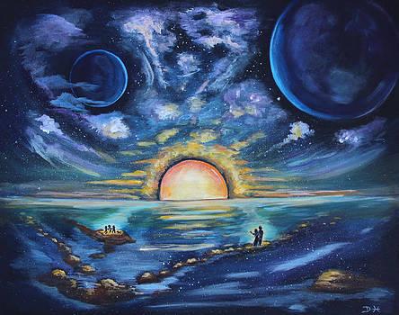 Diana Haronis - The Edge of Eternity