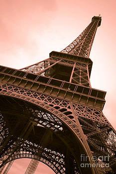 The Eiffel Tower by Lena Jolly
