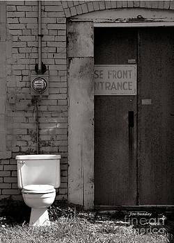 The Electric Outhouse by   Joe Beasley