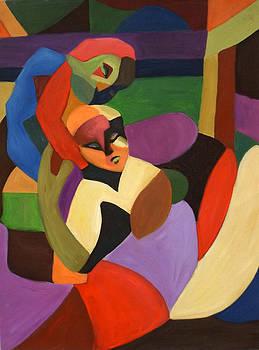 The Embrace by Emma Medina