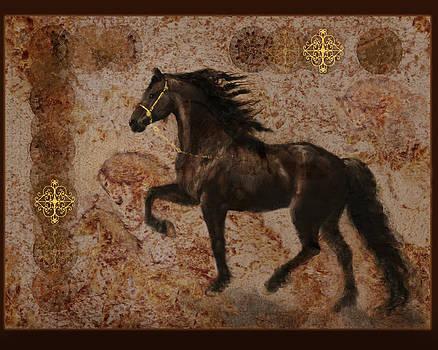 The Emperor's Stallion by Melinda Hughes-Berland