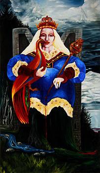 The Empress by An-Magrith Erlandsen