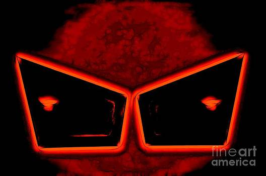 The End of the World In Mars' Eyes by Matthew Naiden