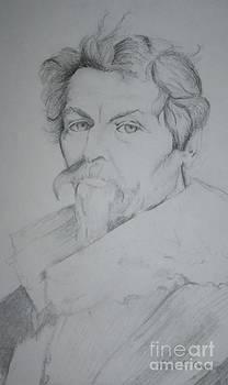 The Englishman by Rebecca Christine Cardenas