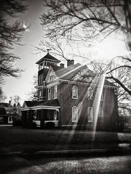 the Estes house by Dustin Soph