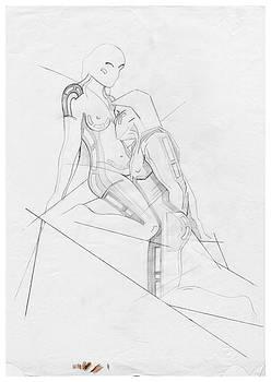 David Hargreaves - The Eternal Idol - Homage Rodin