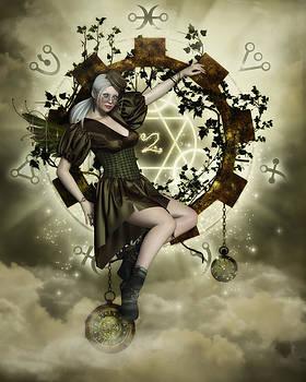 The Eternal Wheel by Rachel Dudley