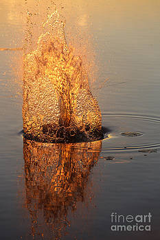 The explosion by Markus Hovikoski